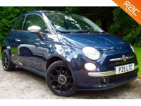 USED 2009 FIAT 500 1.3 Multijet Lounge 3dr HUGE SPEC+F/S/H+RAC WARRANTY