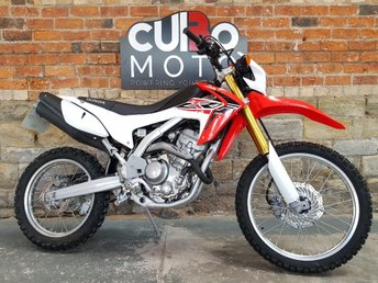2016 HONDA CRF 250cc CRF 250 L-F  £3990.00
