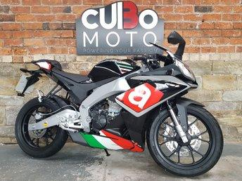 2016 APRILIA RS4 125cc 125  £3490.00