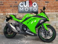 USED 2016 16 KAWASAKI NINJA 300 300 Mint Condition