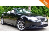 USED 2009 09 SAAB 9-3 2.0 T Vector Sport 2dr F/S/H + NEW MOT+RAC WARRANTY