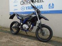 2014 YAMAHA WR 125 X