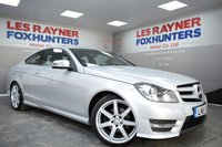 USED 2015 15 MERCEDES-BENZ C CLASS 2.1 C220 CDI AMG SPORT EDITION 2d AUTO 168 BHP Automatic , Bluetooth , Cruise control