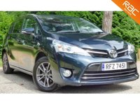 USED 2014 TOYOTA VERSO 1.8 V-Matic Icon M-Drive S 5dr (7 Seat) AUTO + 1 OWNER + RAC WARRANTY