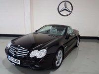 2003 MERCEDES-BENZ SL 5.0 SL500 2d AUTO 302 BHP £8477.00