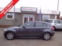 2006 BMW 1 SERIES 2.0 118I SE 5DR HATCHBACK  £3440.00