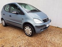 USED 2003 53 MERCEDES-BENZ A CLASS 1.4 A140 CLASSIC SWB 5d 82 BHP