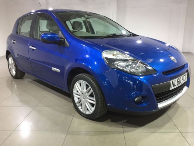 View our 2010 60 RENAULT CLIO 1.6 INITIALE TOMTOM VVT 5d AUTO 110 BHP