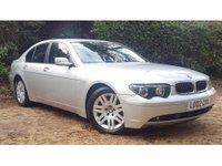 USED 2002 02 BMW 7 SERIES 3.6 735i SE 4dr F/S/H+NEW MOT+RAC WARRANTY!