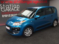 USED 2009 59 CITROEN C3 PICASSO 1.6 HDi 8v VTR+ 5dr STUNNING CONDITION MUST SEE