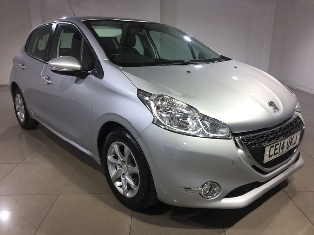 View our 2014 14 PEUGEOT 208 1.0 ACTIVE 5d 68 BHP