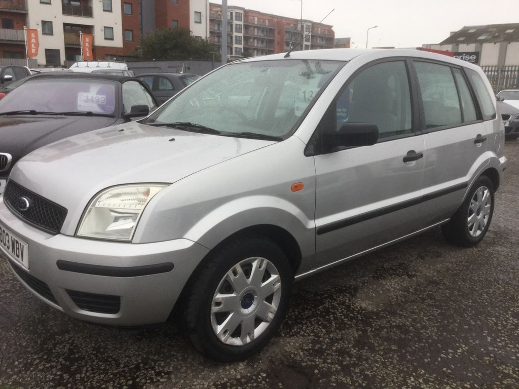 Gallery used 2003 03 ford fusion 1 6 fusion 2 5d 1 previous owner