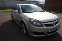 USED 2006 06 VAUXHALL VECTRA 1.8 VVT SRI NAV 5d 140 BHP NOT AVAILABLE ON FINANCE.