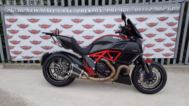 View our DUCATI DIAVEL
