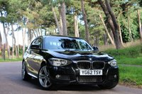 2012 BMW 1 SERIES 1.6 116i M SPORT TURBO  £10950.00