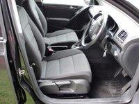 USED 2012 62 VOLKSWAGEN GOLF 1.6 MATCH TDI DSG 5d AUTO 103 BHP