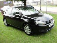 2012 VOLKSWAGEN GOLF 1.6 MATCH TDI DSG 5d AUTO 103 BHP £7980.00