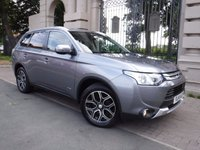 USED 2014 14 MITSUBISHI OUTLANDER 2.3 DI-D GX 3 5d 147 BHP ****FINANCE ARRANGED***PART EXCHANGE***AUTOMATIC LIGHTS***FULL LEATHER***6 SPEED