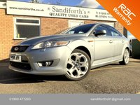 2010 FORD MONDEO 2.2 TITANIUM X SPORT TDCI 5d 173 BHP HEATED/COOLED SEATS £7790.00