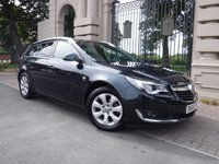 USED 2016 66 VAUXHALL INSIGNIA 1.6 SRI CDTI ECOFLEX S/S 5d 134 BHP ****FINANCE ARRANGED***PART EXCHANGE***1OWNER***£20TAX**ONLY 3428MILES**