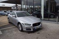 2016 JAGUAR XE 2.0 PORTFOLIO 4d AUTO 161 BHP £17595.00