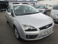 USED 2006 56 FORD FOCUS 1.6 ZETEC CLIMATE 5d 100 BHP