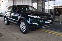 2014 LAND ROVER RANGE ROVER EVOQUE 2.2 SD4 PURE TECH 5d 190 BHP £21995.00