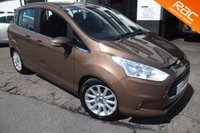 USED 2014 14 FORD B-MAX 1.6 TITANIUM TDCI 5d 96 BHP GREAT VALUE WITH VERSATILITY