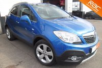 USED 2014 14 VAUXHALL MOKKA 1.6 SE S/S 5d 113 BHP GREAT VALUE SUV
