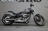 USED 2016 16 HARLEY-DAVIDSON HARLEY FXSB BREAKOUT 1690cc FXSB BREAKOUT 1690 16  DEMO PLUS ONE OWNER VANCE&HYNES SLIP ON EXHAUST 260 REAR TYRE FSH