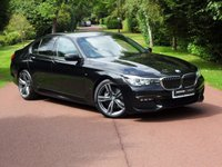 2016 BMW 7 SERIES 3.0 730D M SPORT 4d AUTO 261 BHP MEGA SPEC £70K NEW 1ST TO SEE WILL BUY BEST FINANCE RATES AVAILABLE  £35000.00
