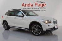 USED 2014 14 BMW X1 2.0 SDRIVE20D XLINE 5d 181 BHP