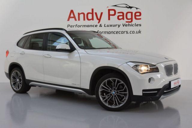 2014 14 BMW X1 2.0 SDRIVE20D XLINE 5d 181 BHP