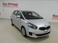 USED 2014 14 KIA CARENS 1.7 1 ECODYNAMICS CRDI 5d 114 BHP