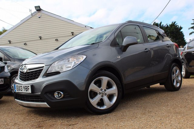 View our 2013 13 VAUXHALL MOKKA 1.7 TECH LINE CDTI S/S 5d 128 BHP
