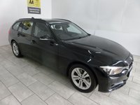 USED 2014 14 BMW 3 SERIES 2.0 320D SPORT TOURING 5d AUTO 181 BHP