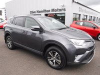 USED 2017 66 TOYOTA RAV4 2.0 D-4D BUSINESS EDITION PLUS TSS 5d 143 BHP