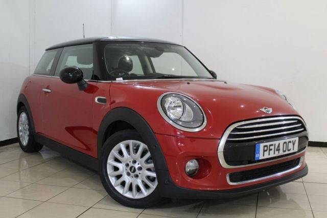 View our 2014 14 MINI HATCH COOPER 1.5 COOPER 3DR 134 BHP