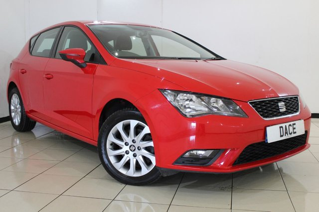 View our 2014 14 SEAT LEON 2.0 TDI SE 5DR 150 BHP