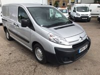2014 CITROEN DISPATCH}