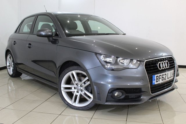 View our 2012 62 AUDI A1 1.6 SPORTBACK TDI S LINE 5DR 105 BHP