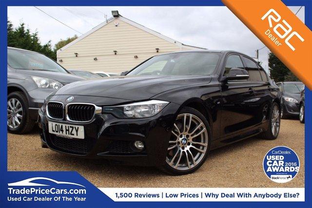 View our 2014 14 BMW 3 SERIES 2.0 325D M SPORT 4d AUTO 215 BHP