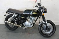 USED 2018 MASH MOTORCYCLES BLACK 7 125cc Euro 4 A classic looking 125 with a retro style and feel.