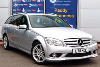 2011 MERCEDES-BENZ C CLASS 2.1 C250 CDI BLUEEFFICIENCY SPORT 5d AUTO 204 BHP £8395.00