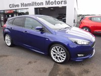 USED 2017 66 FORD FOCUS 1.5 ST-LINE TDCI 5d 118 BHP