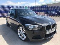 2013 BMW 1 SERIES 2.0 116D M SPORT 5d 114 BHP £9495.00