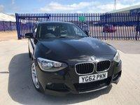 USED 2013 62 BMW 1 SERIES 2.0 116D M SPORT 5d 114 BHP