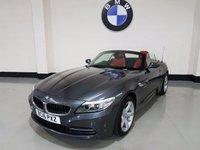 2016 BMW Z4 2.0 Z4 SDRIVE18I ROADSTER 2d AUTO 155 BHP £19995.00