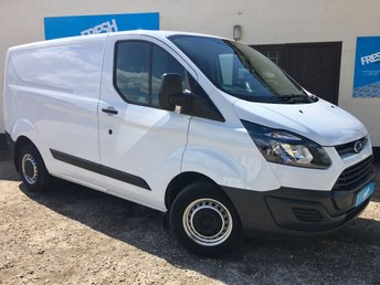 2016 FORD TRANSIT CUSTOM 2.2 290 L1H1 Panel Van  £12000.00