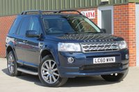 USED 2010 60 LAND ROVER FREELANDER 2.2 SD4 HSE 5d 190 BHP LEATHER, SAT NAV, HEATED ELECTRIC SEATS, ALPINE SOUND
